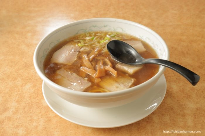 チャーシューメン(醤油・塩)