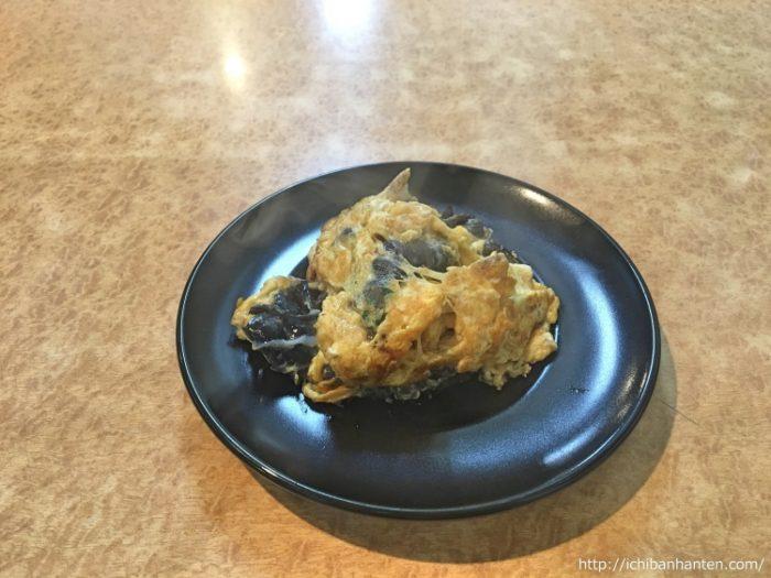 キクラゲと玉子炒め(テイクアウト)