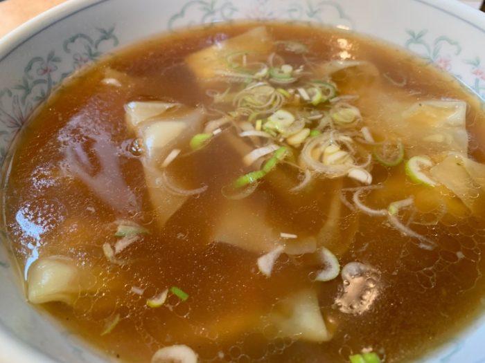 ワンタン(醤油・塩)(テイクアウト)